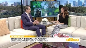 Chris Hoffman of Hoffman Financial Group visited ATL & Co to discuss how to generate income in retirement.